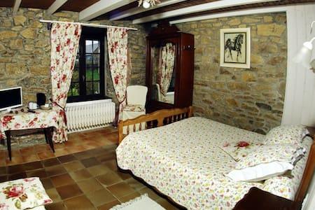 chambre simple et confortable - Tréglonou - Schloss