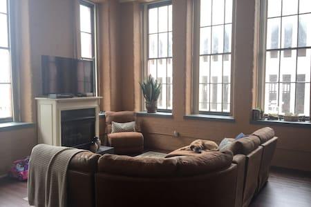 Downtown Gloriousness - Cincinnati - Appartement