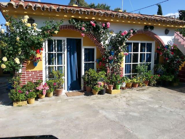 Villa Isabel en Córdoba ciudad. - Kordoba - Dom