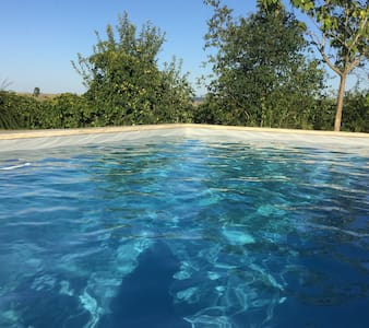 Charming house with swimming pool , - Beaumont-de-Lomagne