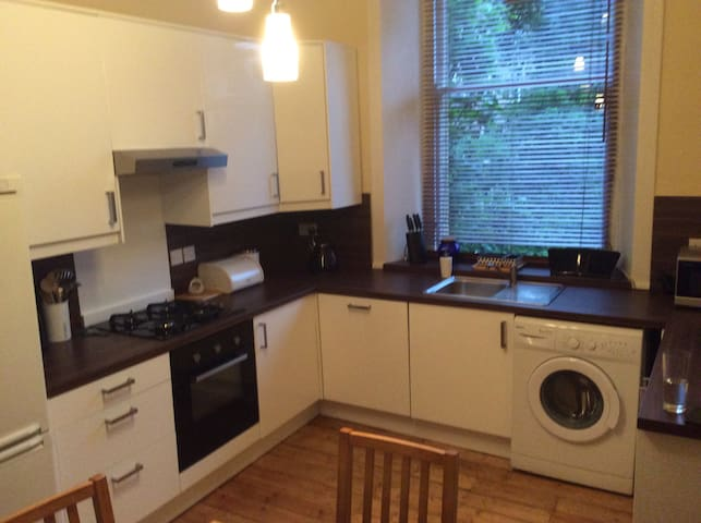 Edinburgh New Year Flat available sleeps 5. - Edinburgh