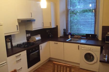 Edinburgh New Year Flat available sleeps 5. - Edynburg - Apartament