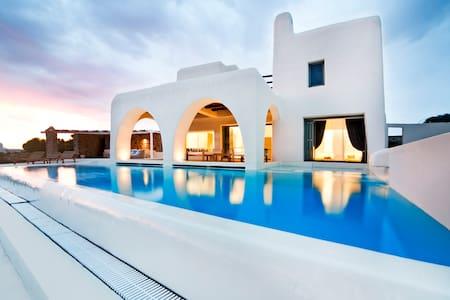 Amazing Villa Vanilla - Psarou - Mykonos - Villa