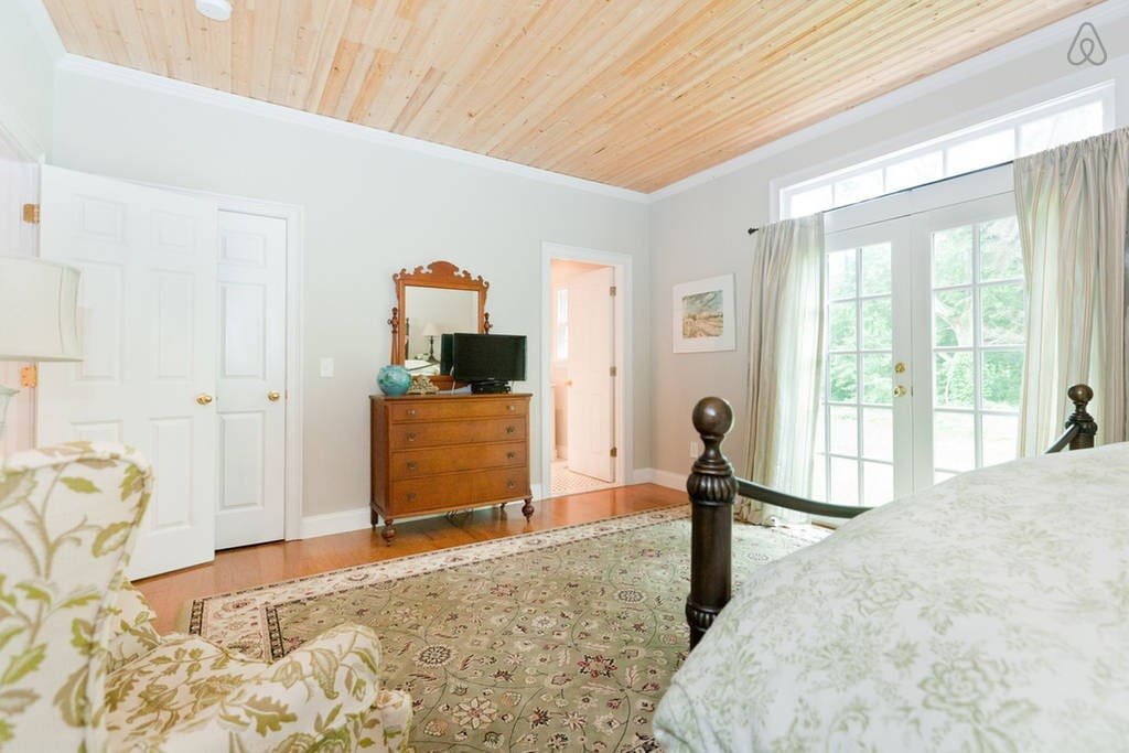 Spacious Private Suite with Walk-In Closet & Attached Private Bath
