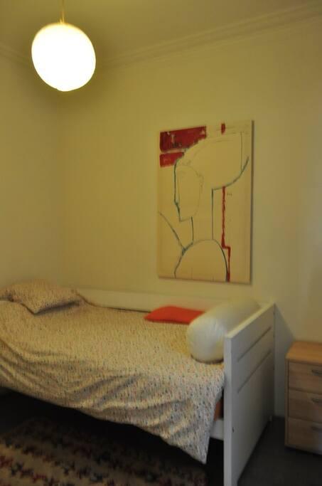 Private single bedroom