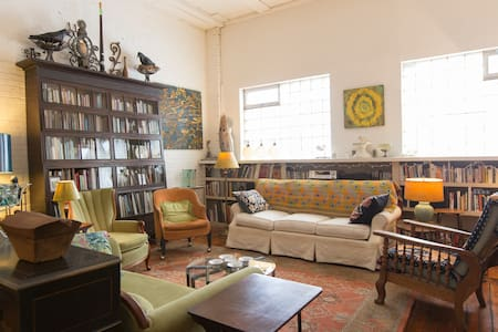 Artist Studio and Loft - Omaha - Loft