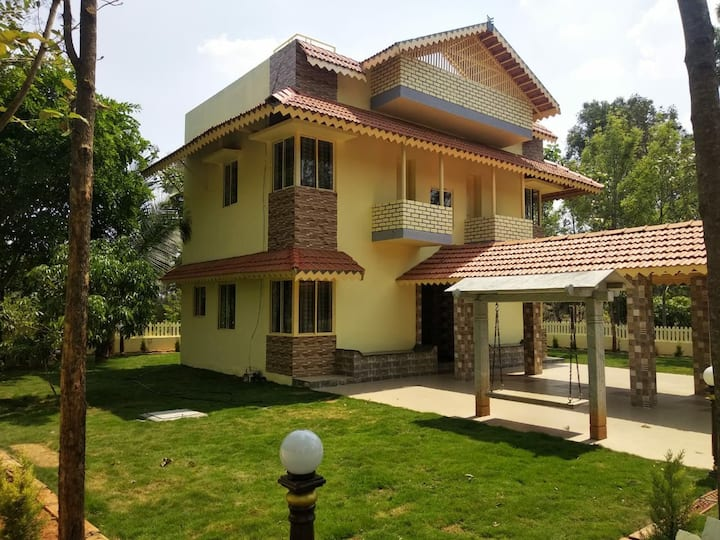 Private Villa 2 at Ankit Vista Resort