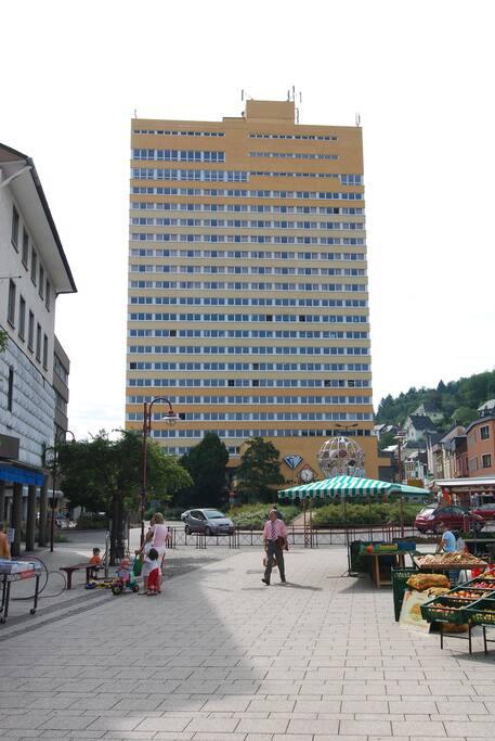 Opal hotel doppelzimmer wohnungen zur miete in idar Designhotel rheinland pfalz
