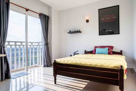 NEW! Mekong River VIEW CONDO_Inbodian+FV