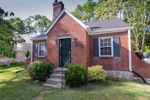 Charming 1940's brick cottage.