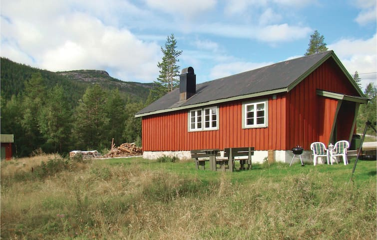Holiday cottage with 2 bedrooms on 40m² in Nissedal