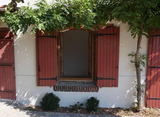 Chambre privée sur les hauteurs de Vienne