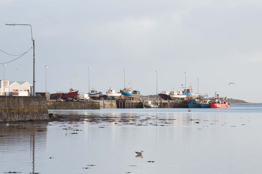 As a traditional fishing port, Killala is ideal for keen fishermen looking for a few days' angling and there is also a wealth of shore angling available.