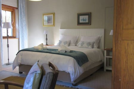 Sunbird self catering garden flat - Paarl - Casa
