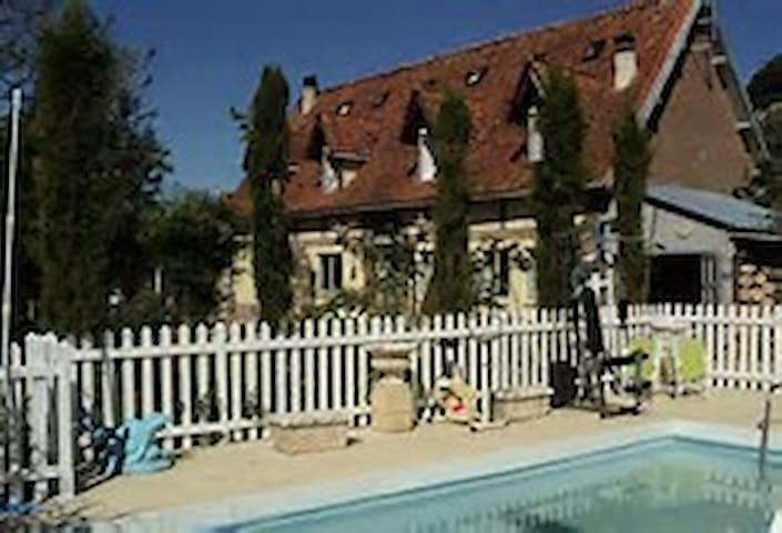 Chambre d'hôtes - Bracquetuit - Domek gościnny