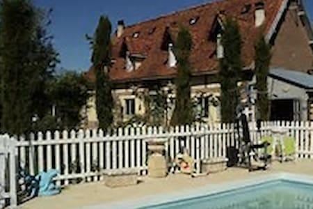 Chambre d'hôtes - Bracquetuit - Rumah Tamu