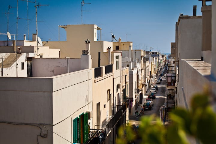 Holidays Apulia, Polignano a Mare