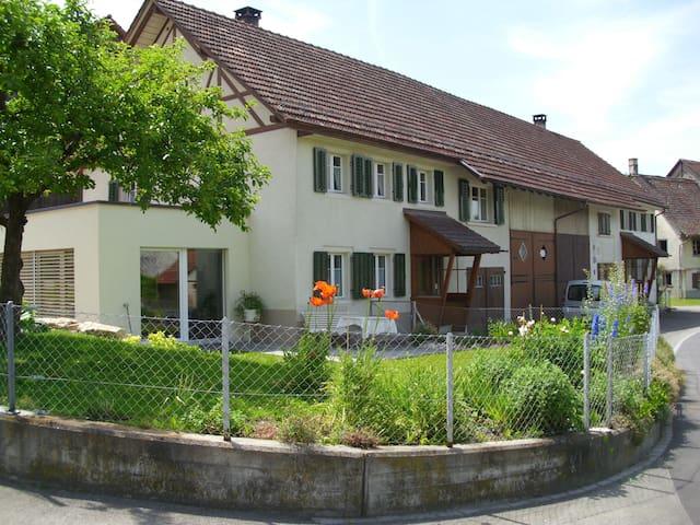 Zur Eintracht - Buch SH - Penzion (B&B)