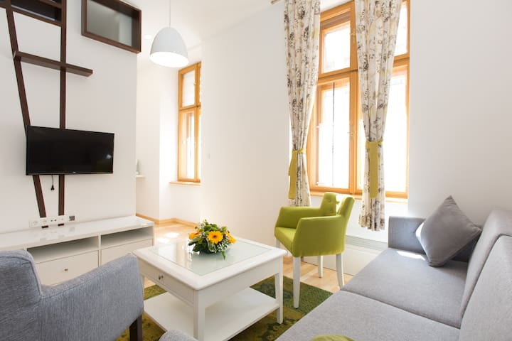 Cozy Studio - Parking Available! - Sarajewo - Apartament