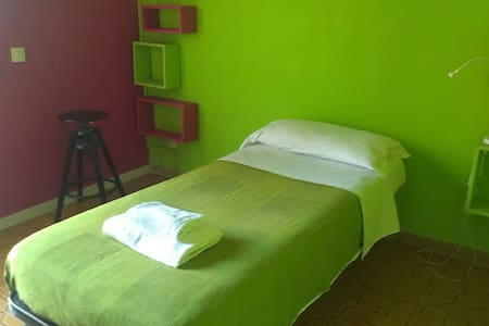 Close to the airport sing bed wifi - Fiumicino, Roma