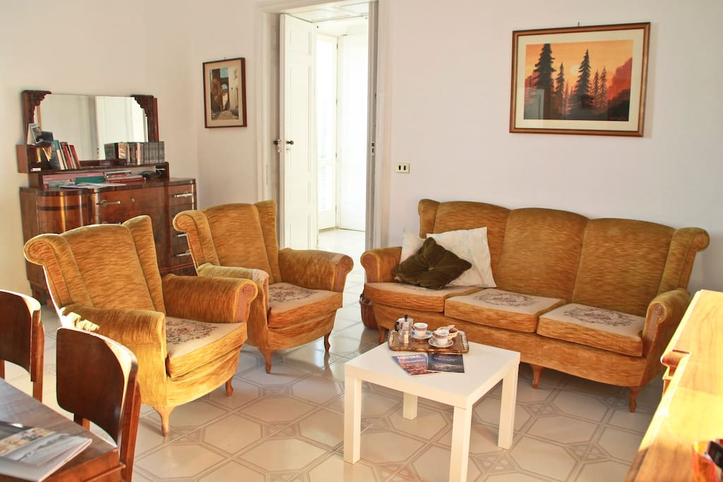 Living Room - Salotto