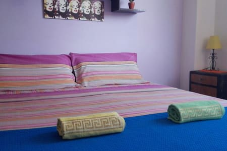 """""""Mattarella Guest Room Scirocco"""" is one of the three rooms available in """"Mattarella Guest House""""."""