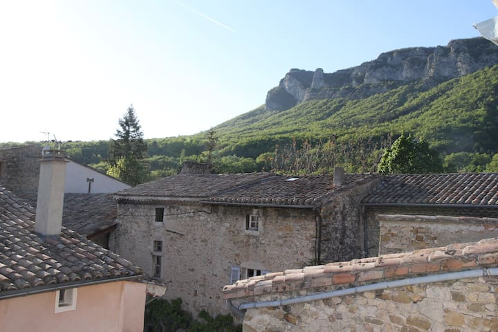 Maison de village de charme - La Fontaine des Fées - Saou - Hus