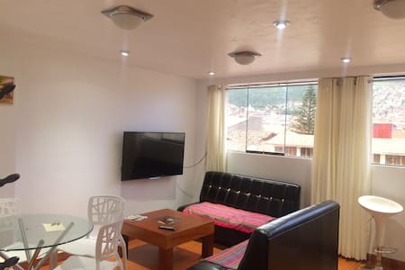Cozy apartment in Cusco's downtown