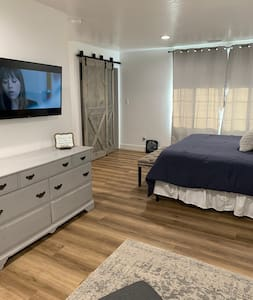 Renovated Bed and Breakfast: 1 King & Couch/ RM#6