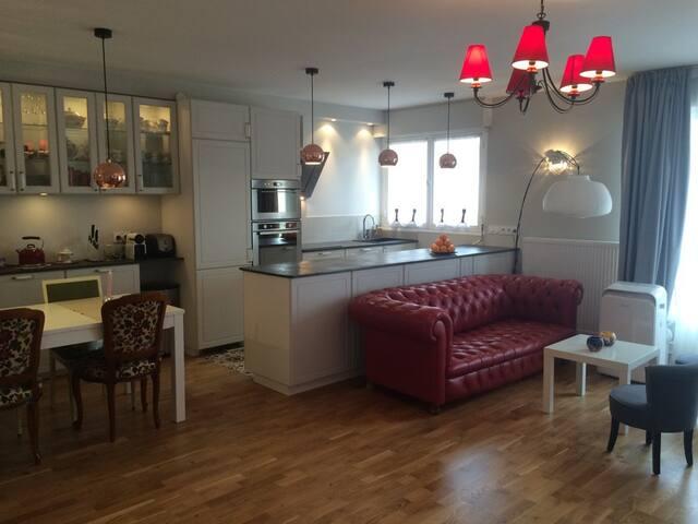Moderne et charmant - Le Plessis-Robinson - Apartamento