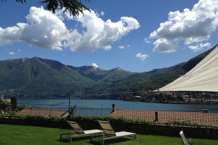 Modern Villa inside Big Park & Private Lake Access - Province of Como