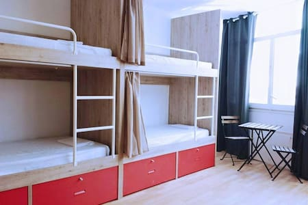 Comfortable Bunk Beds in Sharedroom - Barcelona - Other