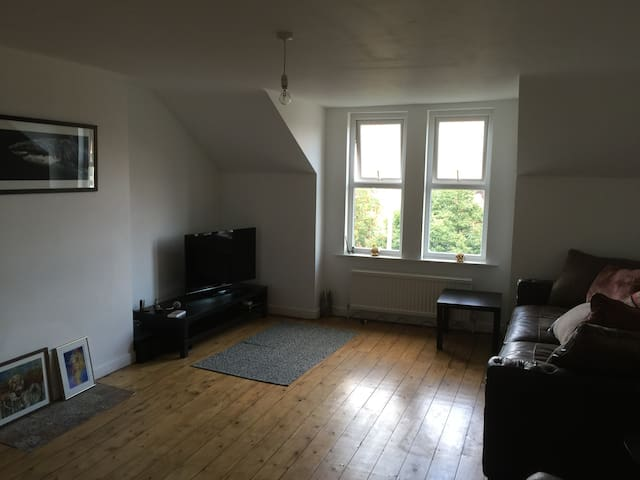 1 double bedroom - West Bridgford - Lägenhet