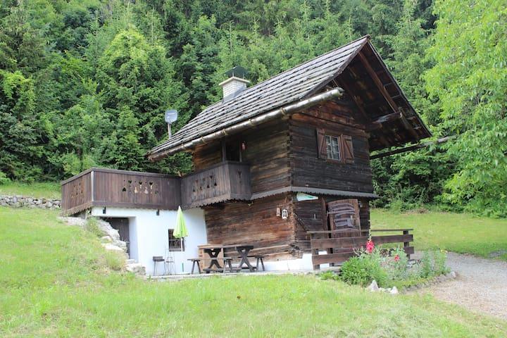 Urlaub im Troadkasten Nähe Längsee - Thalsdorf