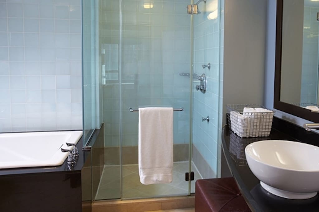 Master en-suite Bathroom  for Bedroom 1