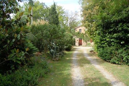 Villa-Casale in Tuscany (Chiusi) - Chiusi - บ้าน