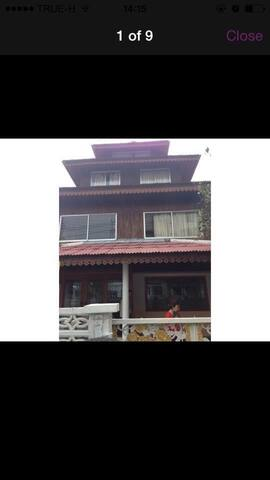 Wood vintage house - Pattaya - Casa