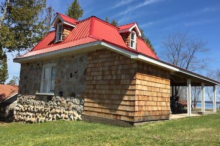 The Island Stone House
