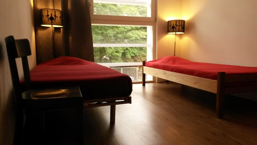 4daagse B&B + massagetoestel! - Nimwegen - Bed & Breakfast