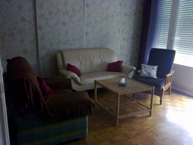 APPARTEMENT DANS RESIDENCE - Troyes