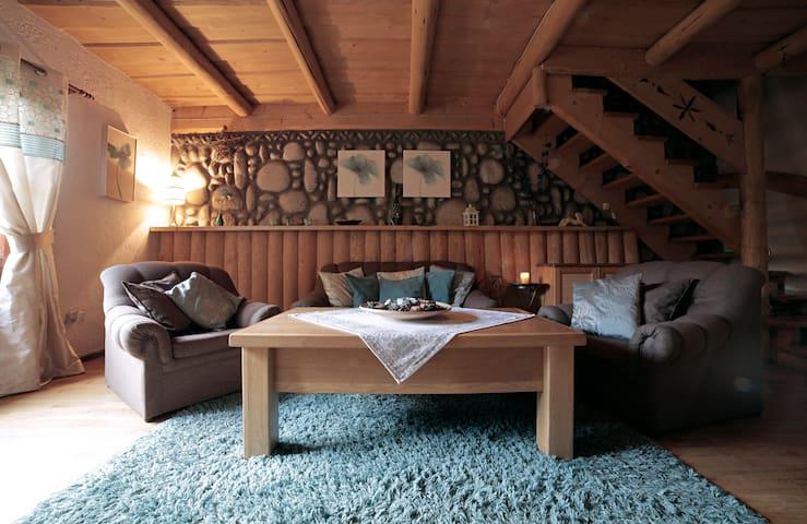 Cosy Cottage to Rent in Bialka - Białka Tatrzańska - Casa