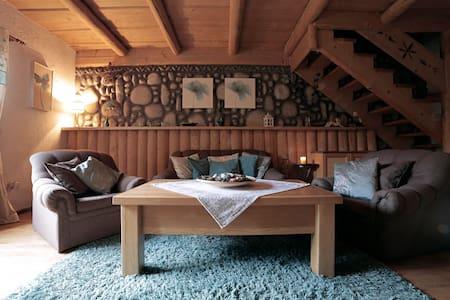Cosy Cottage to Rent in Bialka - Białka Tatrzańska - Hus