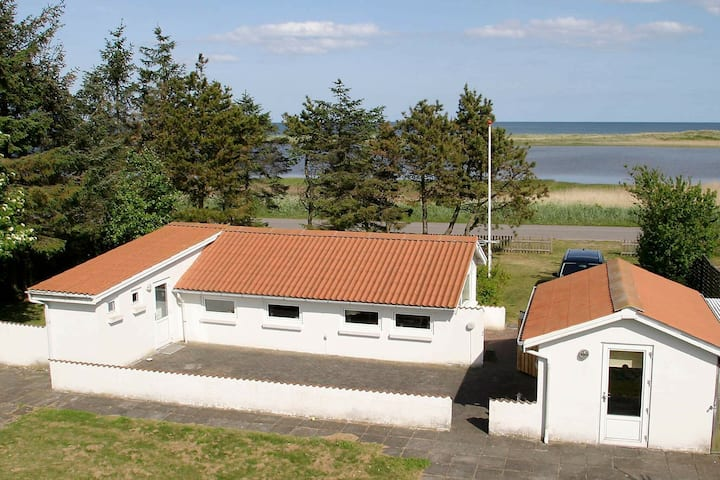 Cozy Holiday Home in Hals with Sea nearby