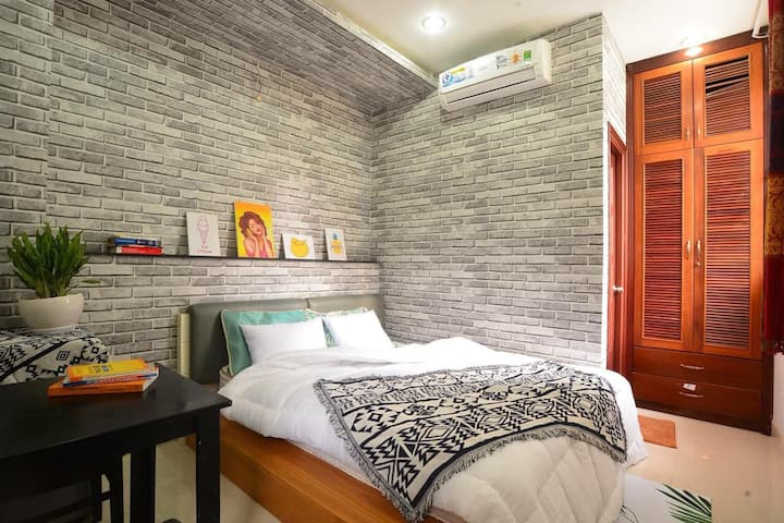 Princess Room with bohemian decor in ho chi minh