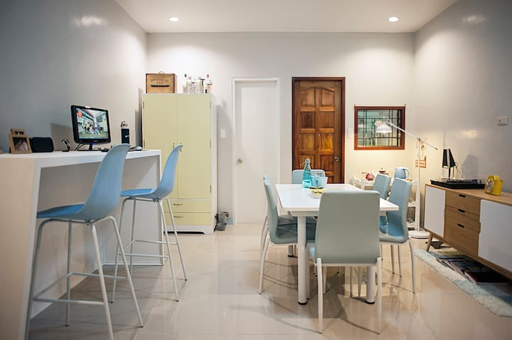 Cozy Apartment Near Downtown - Butuan City - Departamento