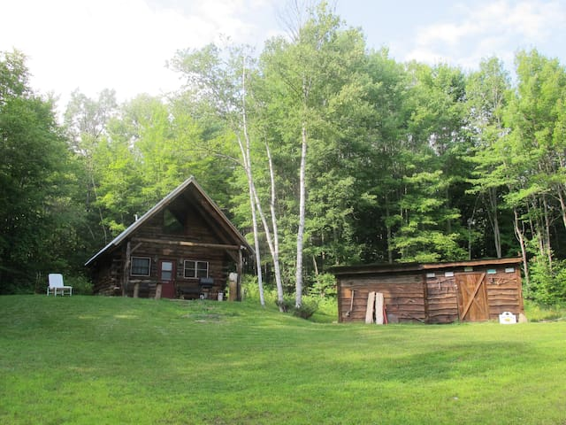 Cozy Cabin on 20 acres in Vermont - Tunbridge - Mökki