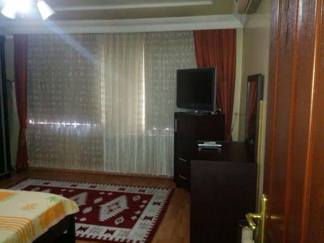 İdeal aile evi - Trabzon Merkez - อพาร์ทเมนท์