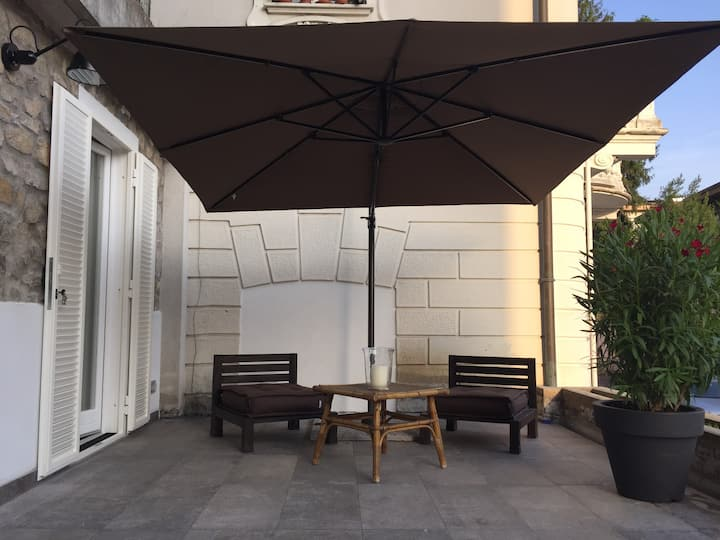 Prestigioso angolo di relax in Como