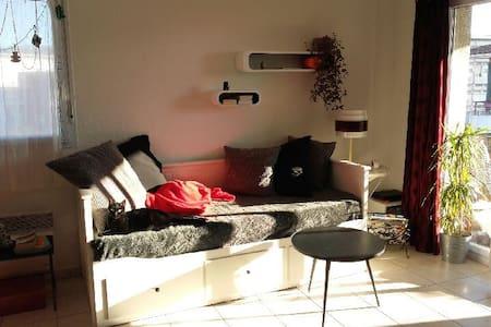 Bel Appart65 m2  : Résidence sécurisée & parking - Muret