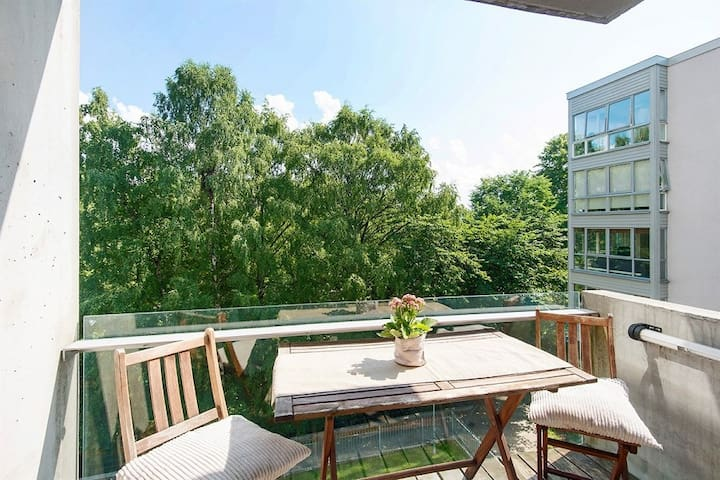 Modern apartment in central Oslo. Amazing location - Oslo - Appartement